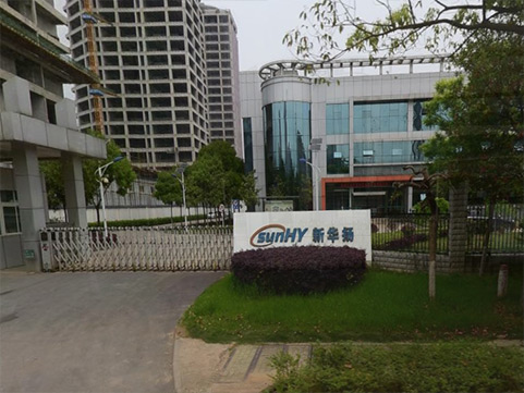 新华扬生物科技有限公司