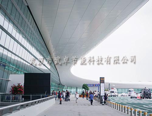 武汉天河机场T3航站楼
